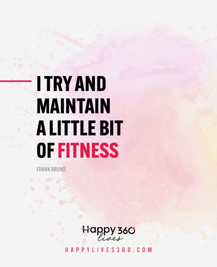 motivational quotes for health and fitness