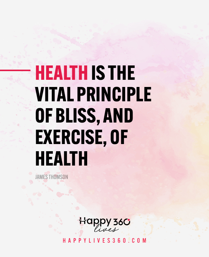 quotes for health and fitness