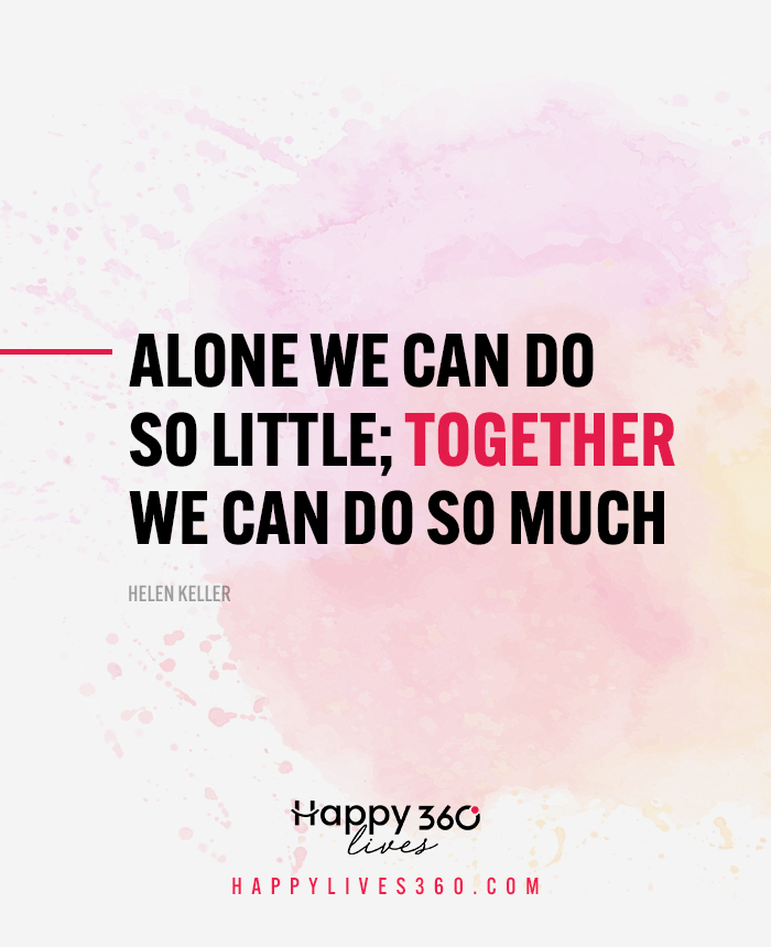 15 Inspire Quotes About Team Spirit Working Together As Teamwork