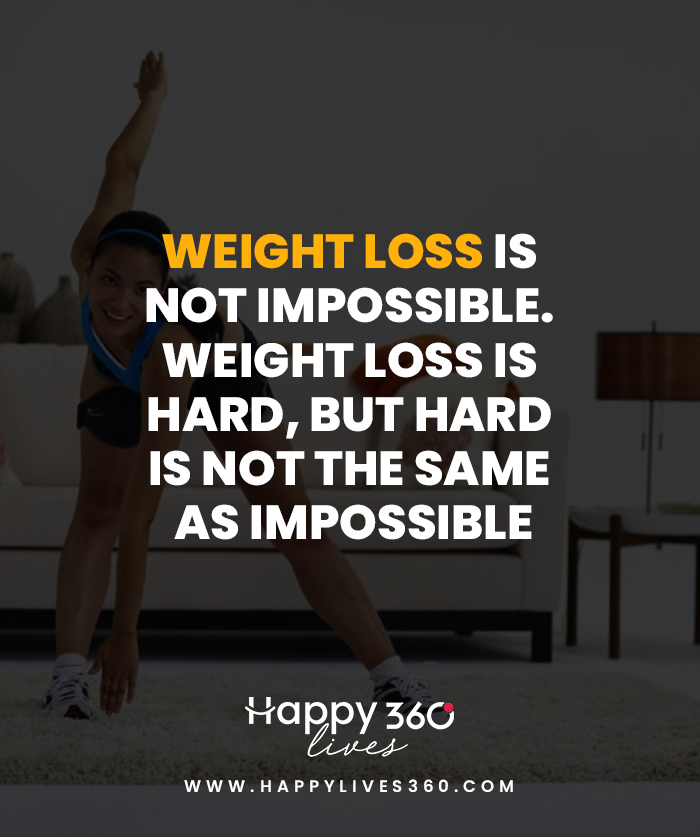 motivating weight loss quotes