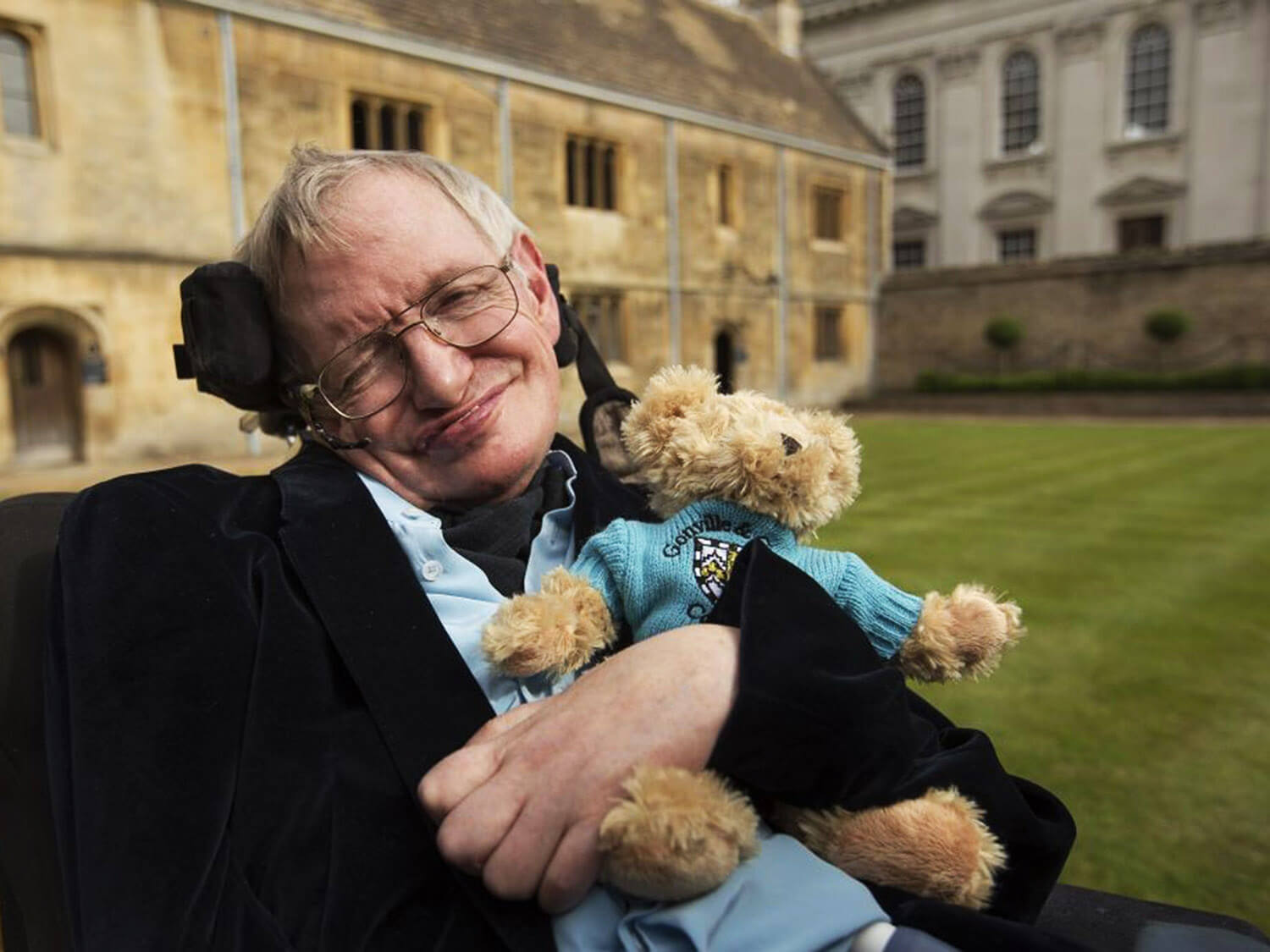 Dr. Stephen Hawking, Brief History of Time