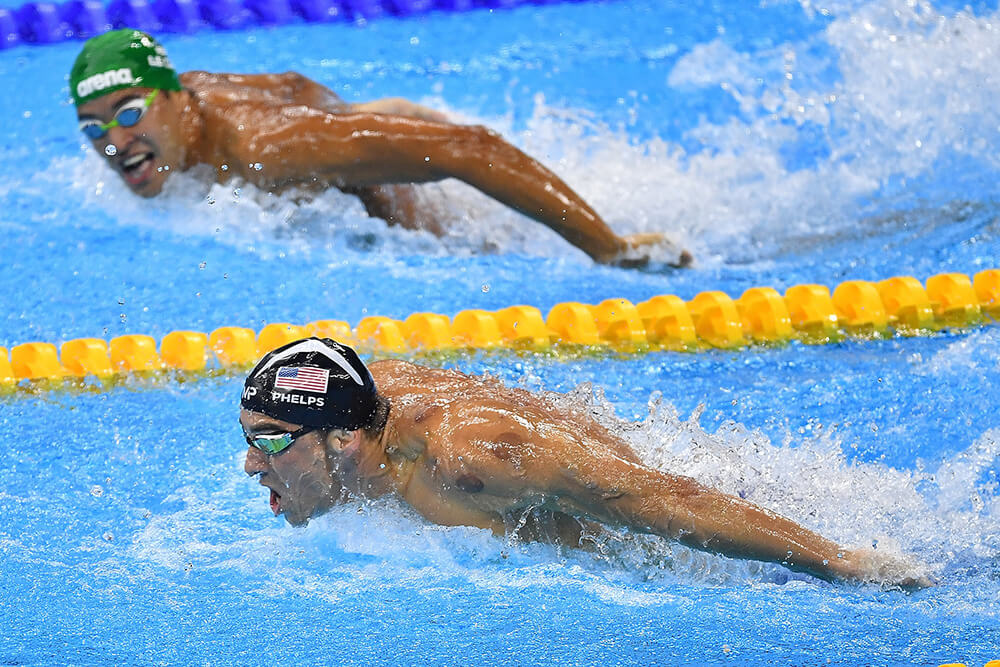 Michael Phelps Motivational Quotes
