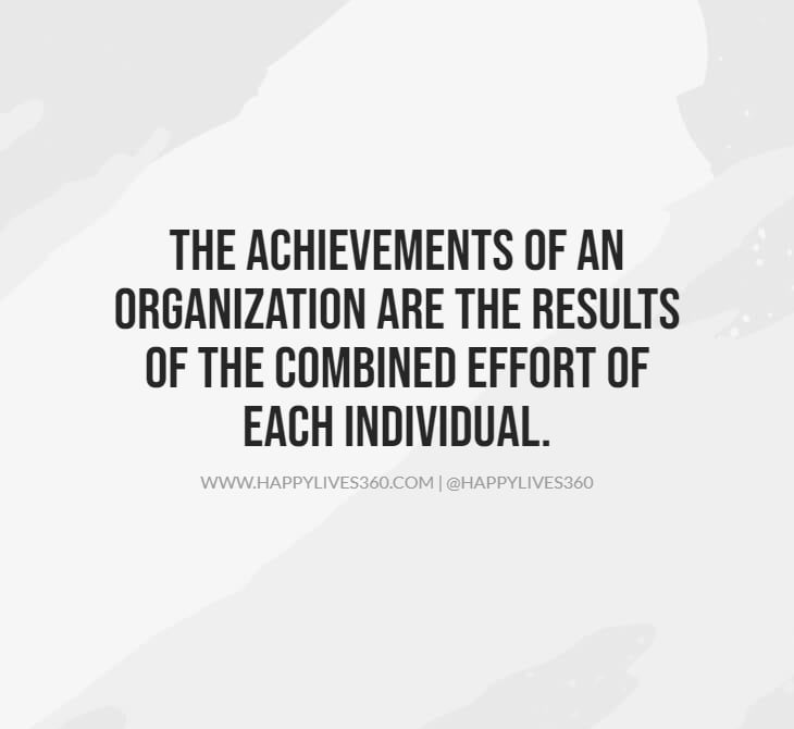 21 good short achievement quotes