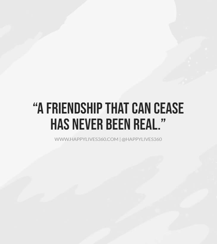 34real friends vs fake friends quotes