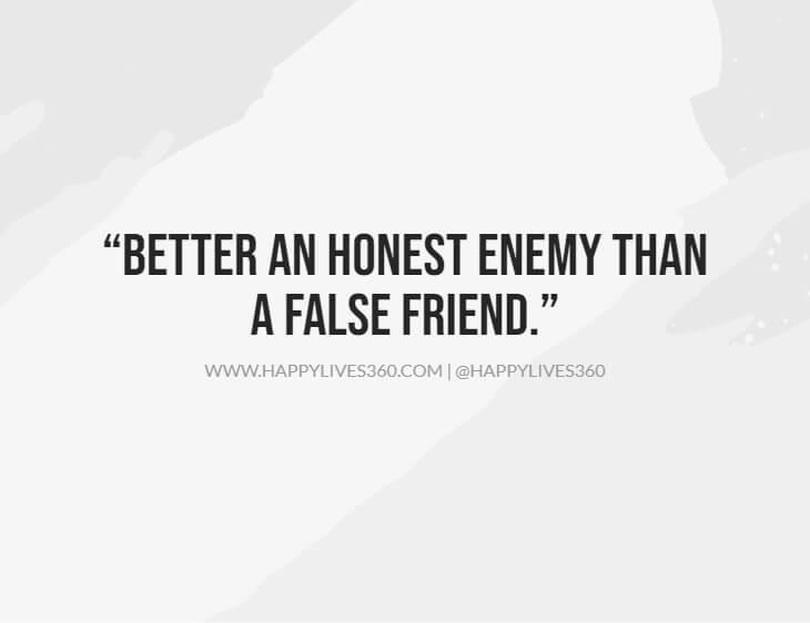 4fake people sayings
