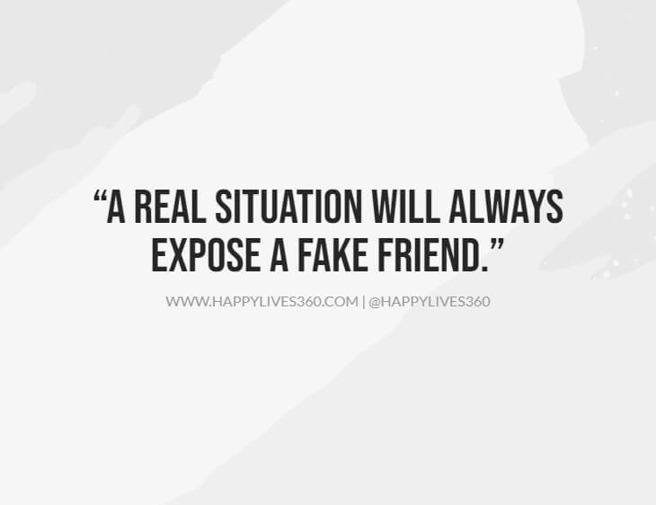 65how to avoid fake friends quotes