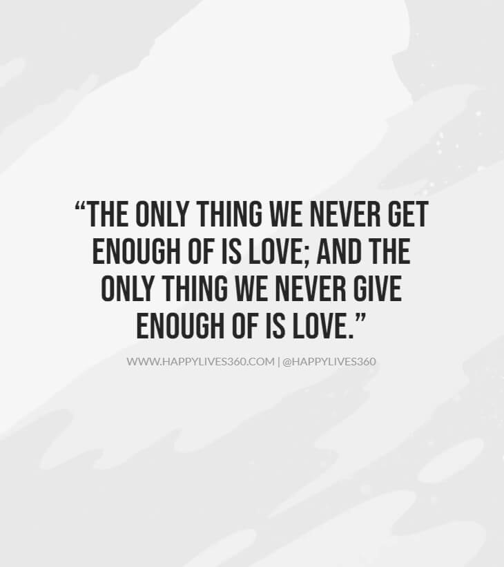 deep love sayings