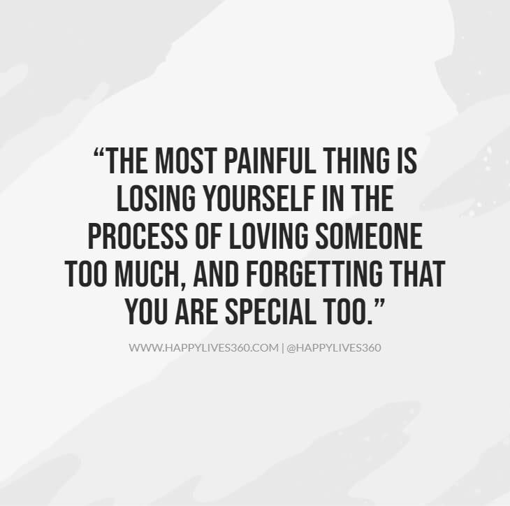 deep self love quotes