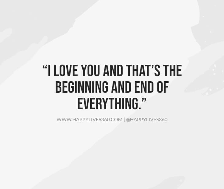 love so deep quotes