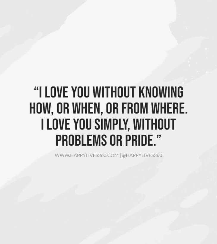 quotes about loving someone
