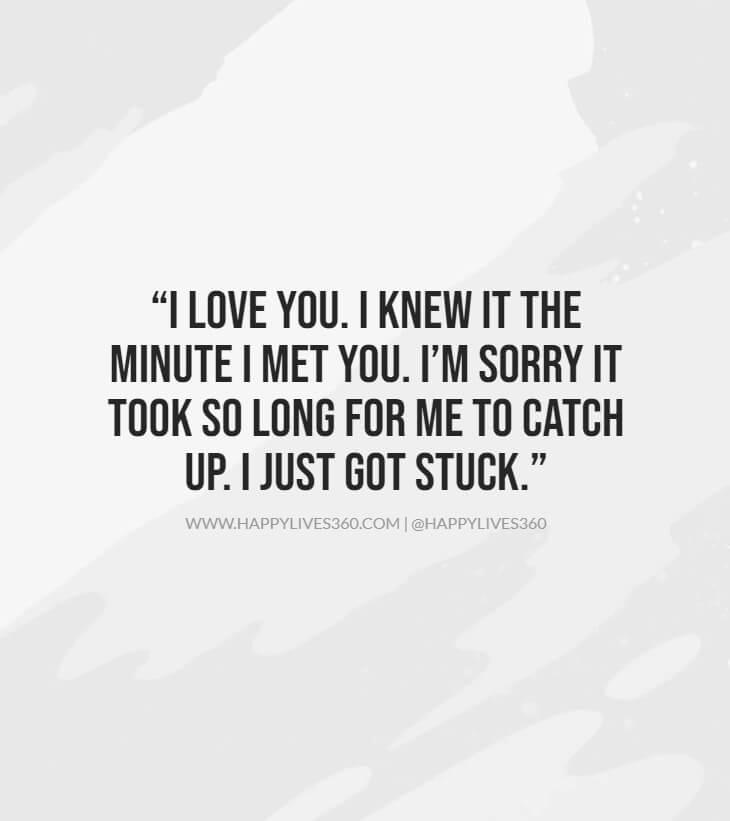 romantic love pictures quotes