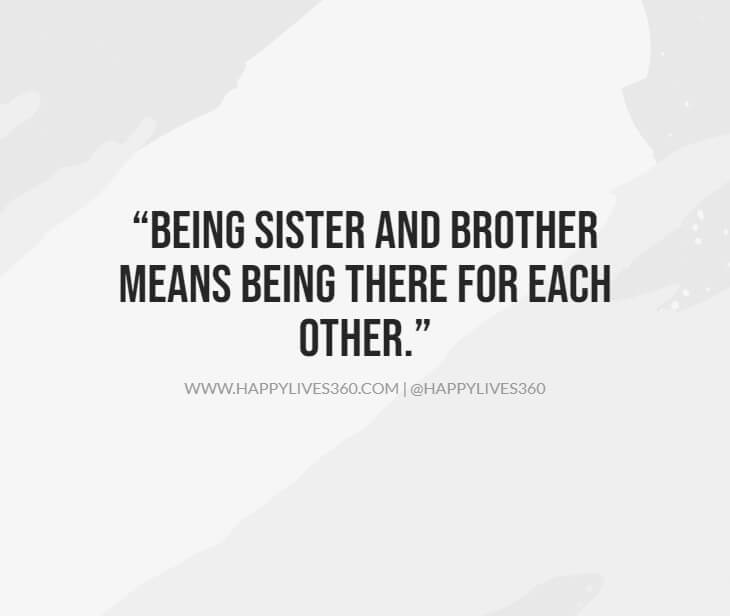 15quotes on sibling bond