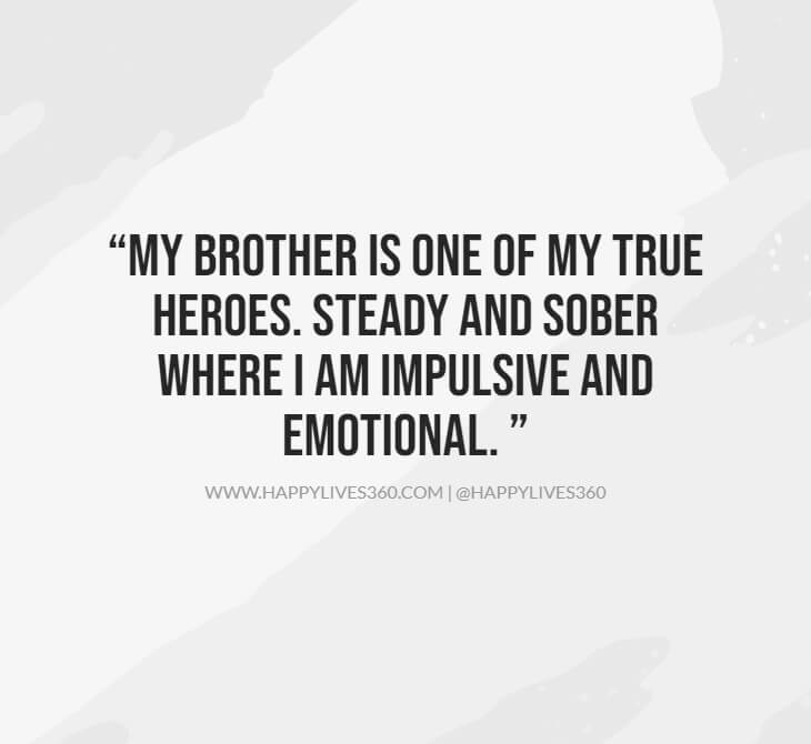 16quote about sibling bond