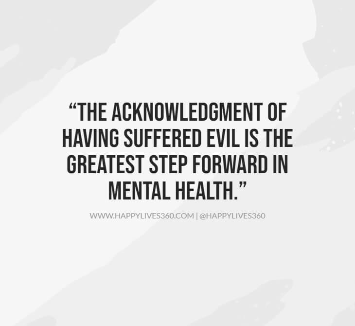 21encourage mental health patients Quotes